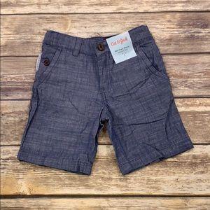 Cat & Jack Flat Front Shorts